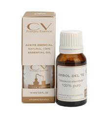 Óleo Essencial 100% puro Árvore do chá (melaleuca alternifolia)
